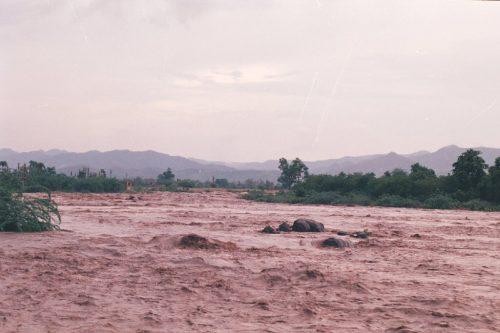 Pamri River near Kotra village, Udaipur, Rajasthan